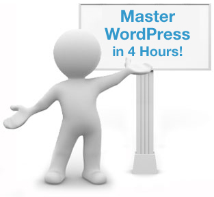 master wordpress quickly and easily