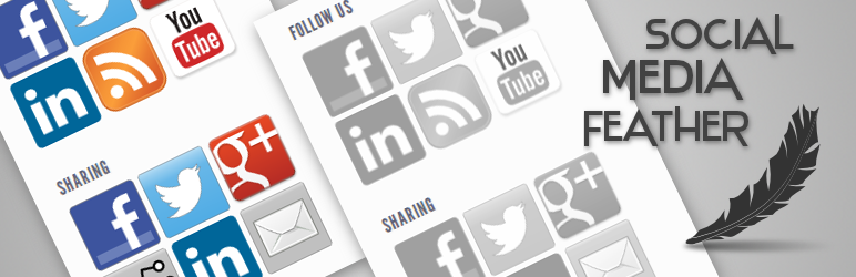 best social media sharing plugins social media feather