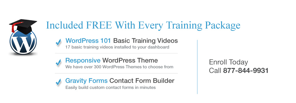 Live WordPress Training Classes